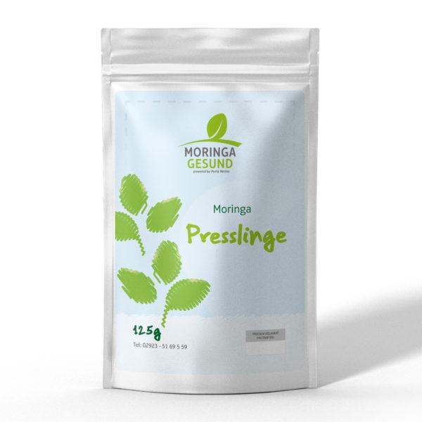 240 Moringa Presslinge mit je 500 mg reinstem und qualitativ hochwertigstem Moringa Blattpulver